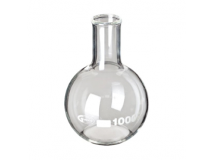 Narrow Neck Flat Bottom Flask