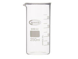 Tall-Form Beaker DIN 12331 ISO 3819