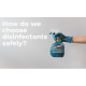 Making Safer Disinfecting Choices for Your Homes