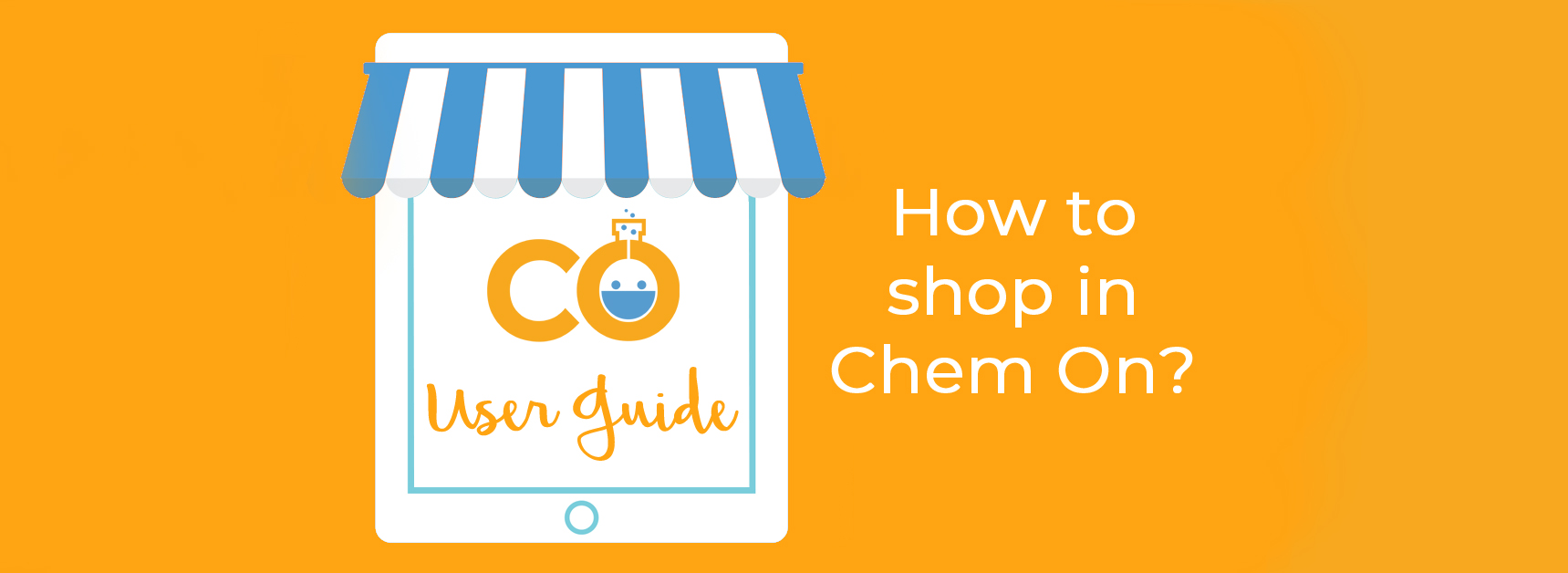 How to shop in Chem On?